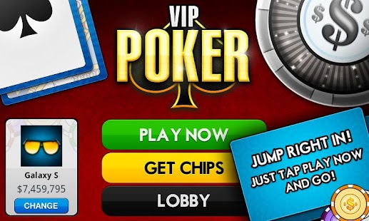 VIP Poker - screenshot thumbnail