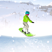 Snowboarder LiveWallpaper_