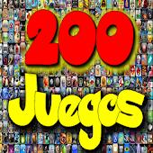 200 Juegos Gratis