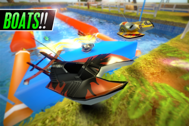 Touch Racing 2 - Mini RC Race screenshot