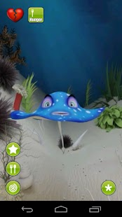 Talking Sammy Sting Ray- screenshot thumbnail