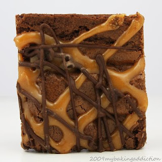 Over The Top Brownies.