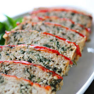 Turkey Meatloaf Florentine.