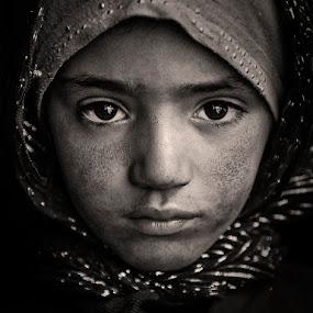 She Nomad by Damjan Voglar - People Portraits of Women