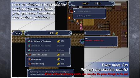 RPG Machine Knight 1.1.9g screenshot 303002