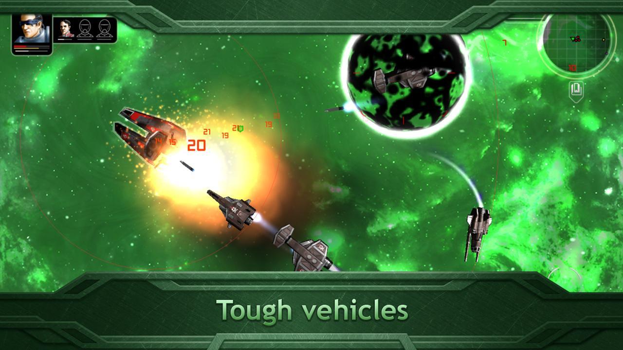 Plancon: Space Conflict screenshot #14