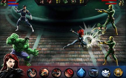 Avengers Alliance Screenshot 21