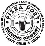 Logo of Pizza Port San Clemente Warrior Black IPA