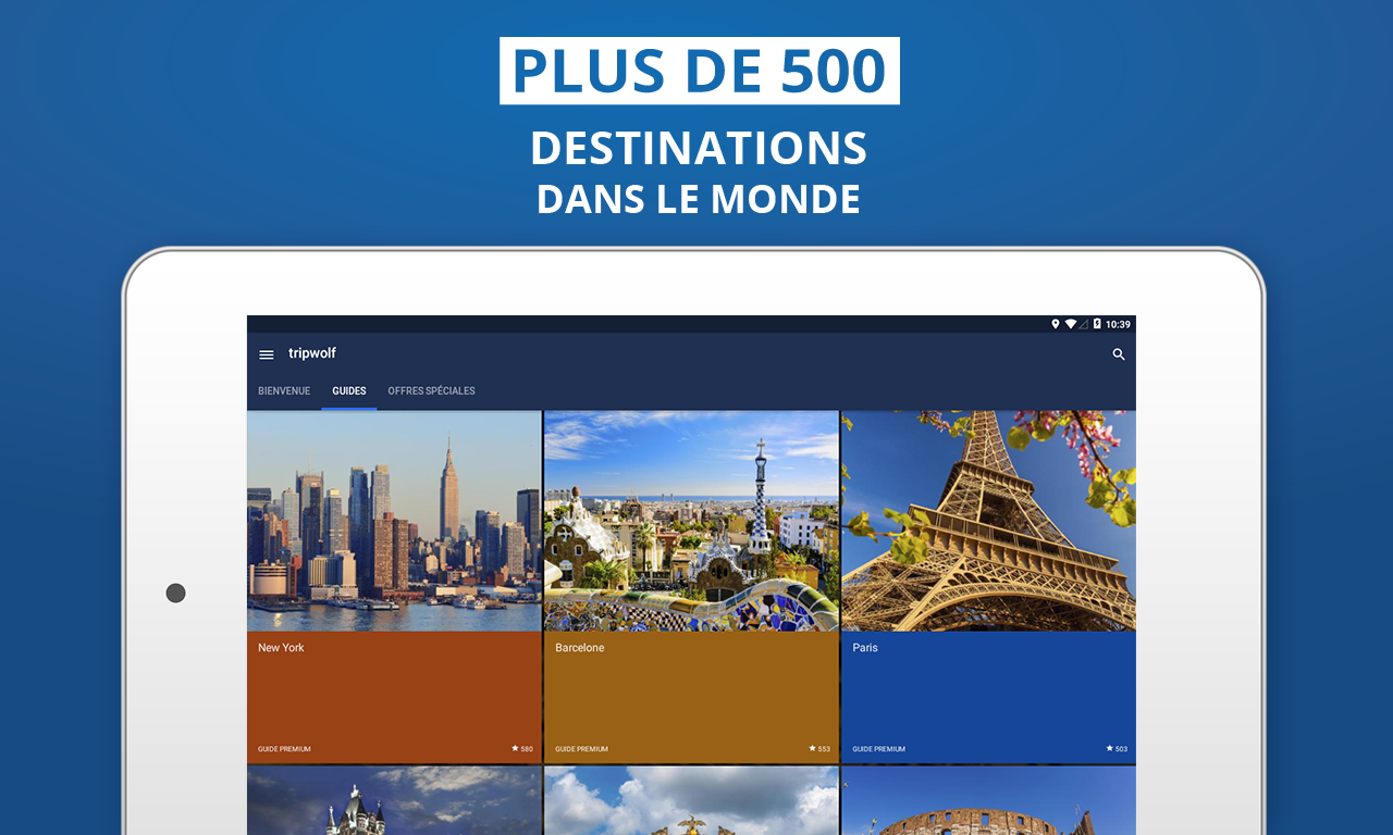 Valencia Guide de Voyage - screenshot