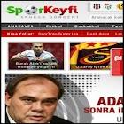 Spor Keyfi icon