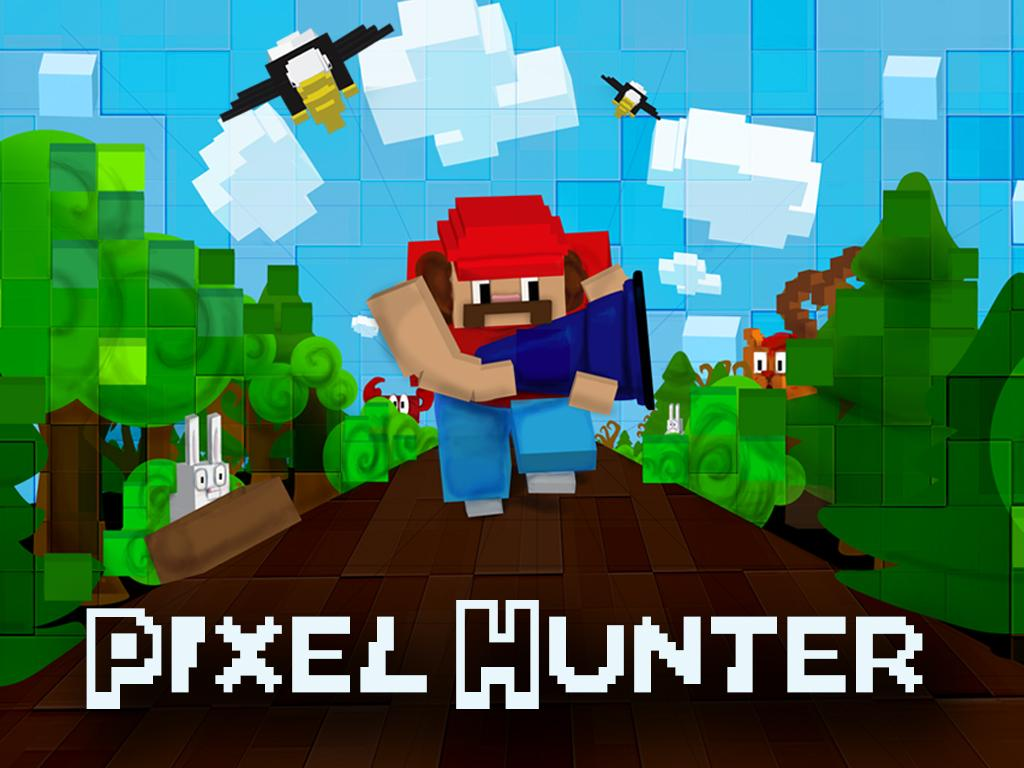 Pixel Hunter- screenshot