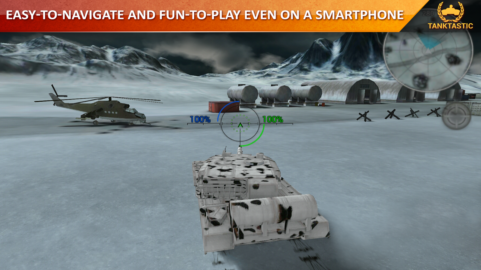 3D Tanks Online: Tanktastic - screenshot