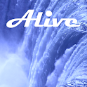 Alive Video Sfondi Cascate icon