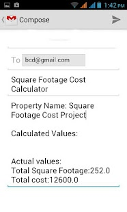 Square Footage Calculator Android Apps On Google Play