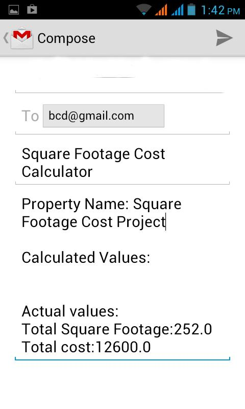 Square footage calculator android apps on google play Floor square footage calculator