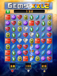 Gems XXL 2: Collect Jewels - screenshot thumbnail