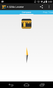A Qibla Locator v1.5