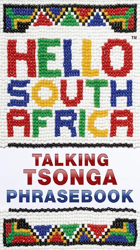 Tsonga Audio Phrasebook