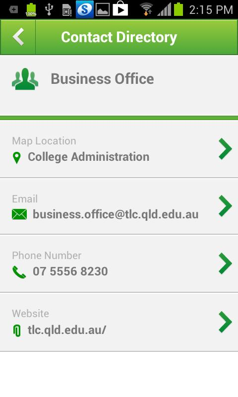 trinity lutheran college   android apps on google play