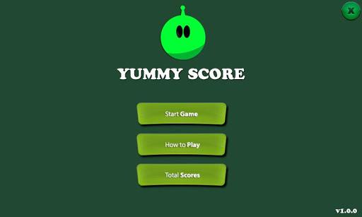 Yummy Score