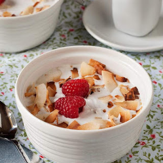 Gluten Free Coconut Pudding Cakes