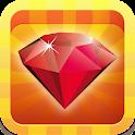 Алмазная Jewel Blast icon