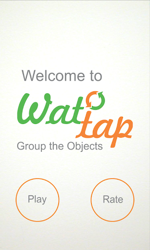 Wattap - Group the Objects