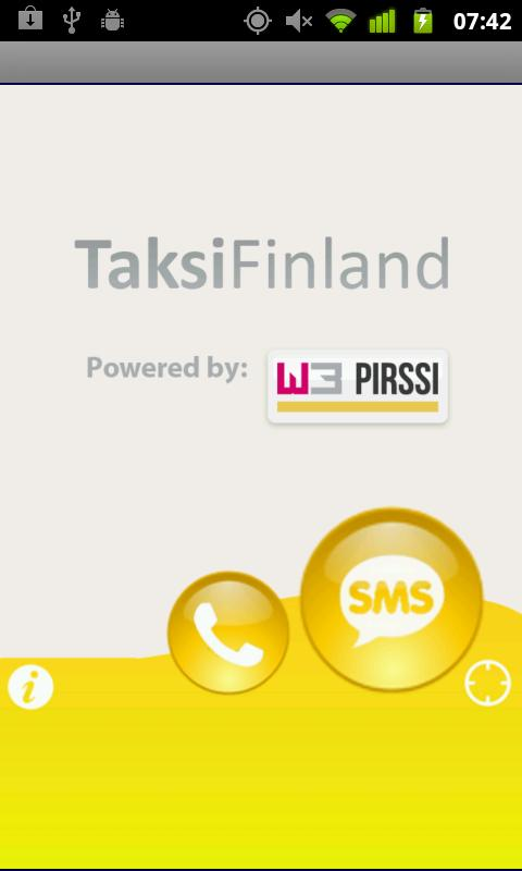 Taksi Finland - screenshot