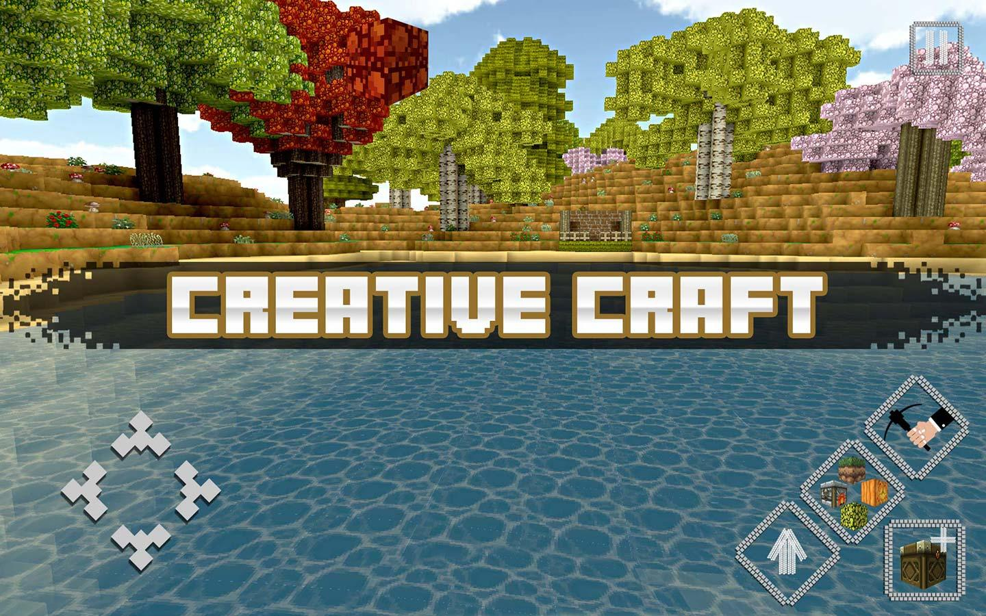 WorldCraft HD- screenshot