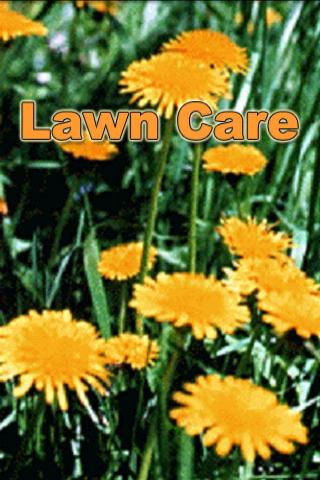 Lawn Care - screenshot