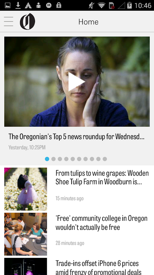 OregonLive.com- screenshot