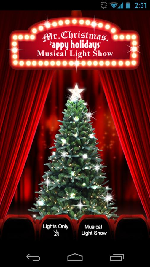 appy holidays by mrchristmas screenshot - Mr Christmas Tree