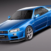 Nissan Skyline Gallery by Ai
