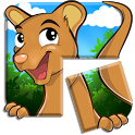 Live Puzzle! Forest Animals icon