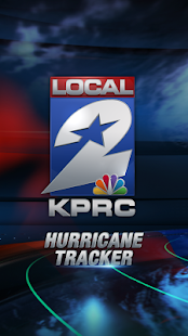 KPRC Local2 Hurricane Tracker - screenshot thumbnail