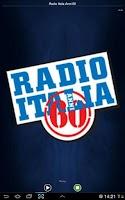 Screenshot of Radio Italia Anni 60 TAA