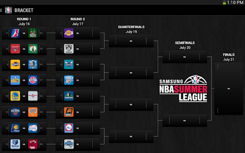 NBA Summer League 2014 - OLD Screenshot 10
