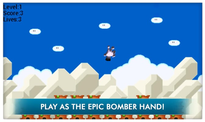 Bomber Game - screenshot