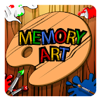 Memory Art for kids