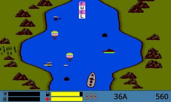 Screenshot of RiverLite
