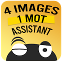 Assistant  pour 4 Images 1 Mot icon
