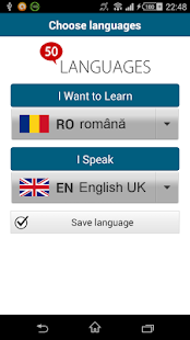 Learn Romanian - 50 languages- screenshot thumbnail