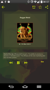 All Reggae Radio screenshot 3