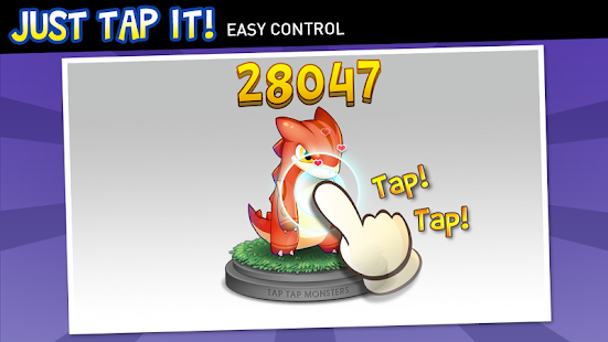 Tap Tap Monsters pocket dragon- screenshot thumbnail