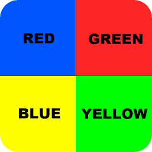 Colorblind Brain teaser rbgy for PC and MAC