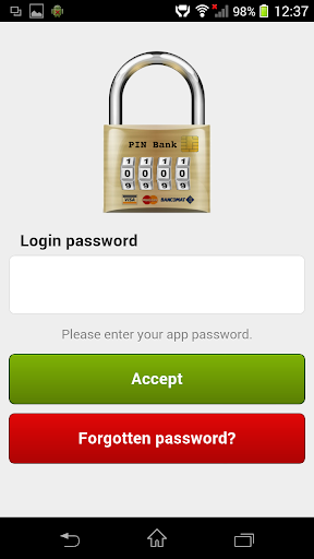 【免費工具App】PIN Bank-APP點子