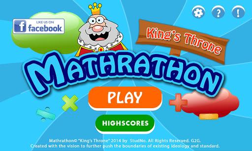 Mathrathon