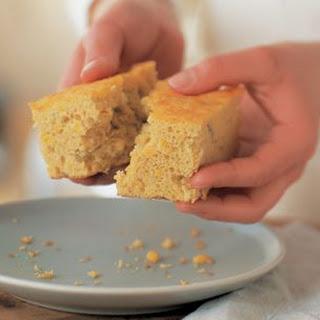 Spicy Corn Bread.