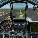 fighter flight simulator icon