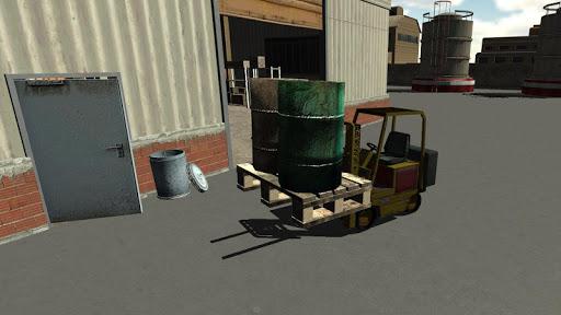 【免費模擬App】Forklift Simulator 3D-APP點子